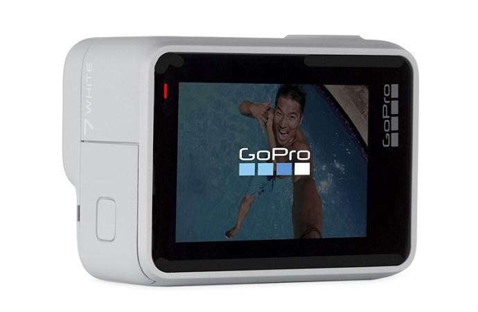 GoPro presentó dos nuevas cámaras HERO7