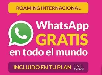 Personal presentó su nueva oferta en roaming internacional