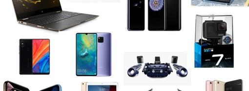 Los 12 gadgets que marcaron tendencia en 2018