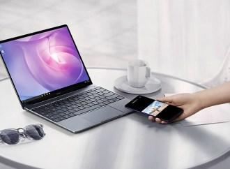 Huawei presentó la MateBook 13