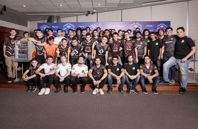 Fibertel y la Liga de Videojuegos Profesional presentaron la Liga Máster Fibertel