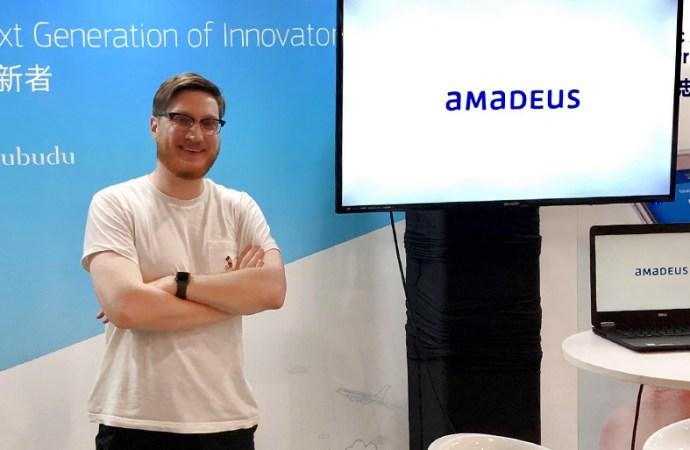 Amadeus nombró a Bruno Spada como responsable del negocio de soluciones Airport IT