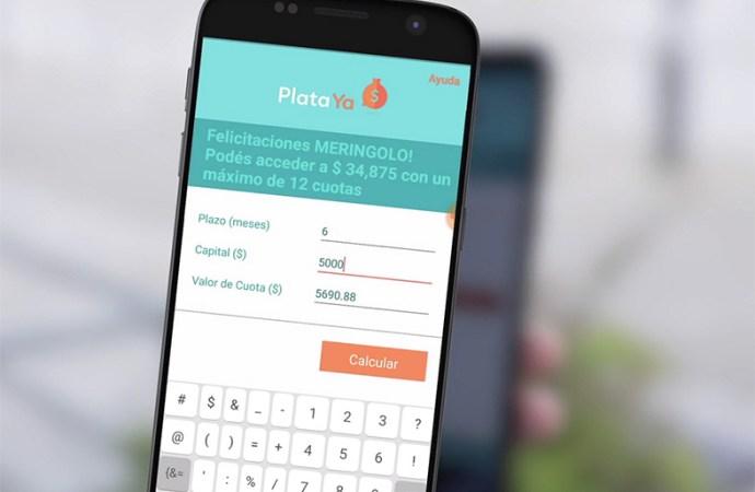 Ya se pueden sacar créditos y seguros desde el celular en 5 minutos