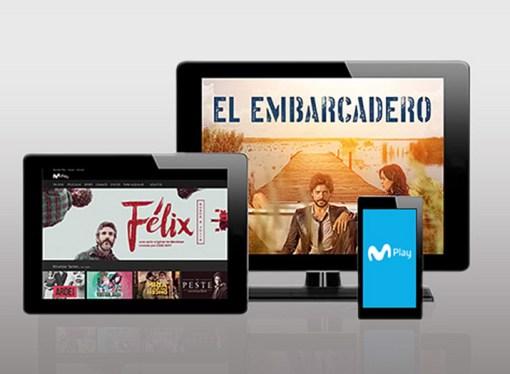 Llega Movistar Play, para ver contenidos desde todos los dispositivos