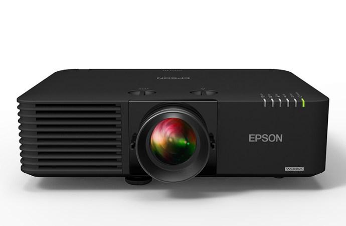 Epson presentó videoproyectores láser