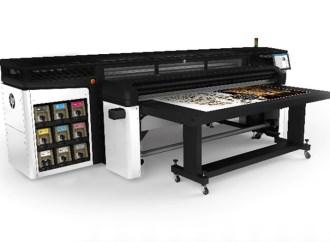 La primera impresora híbrida HP Latex de la región se lanzó en Argentina