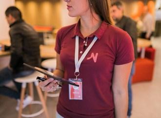 Naranja inauguró su primera sucursal de experiencia digital