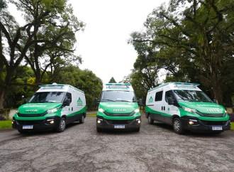 IVECO Daily Hi-Matic ingresó en el segmento de ambulancias en Tucumán