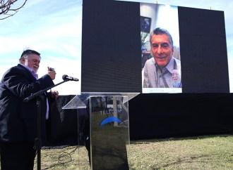 Telecom llegó a Presidente Roca con la red 4G de Personal