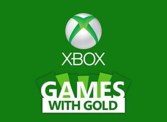 Microsoft presentó los Games with Gold de mayo