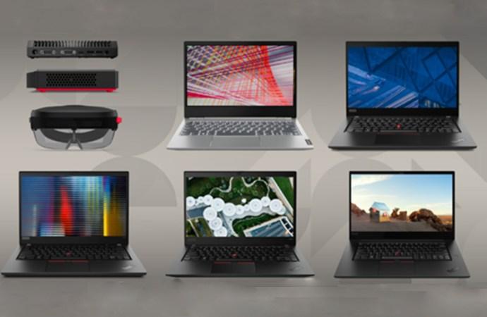 Lenovo presentó soluciones y dispositivos inteligentes para las empresas