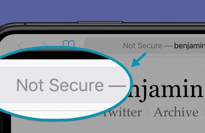¿Sabías por qué Safari advierte que algunos sitios no son seguros?
