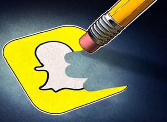 Snapchat: cómo eliminar tu cuenta y conservar tus datos