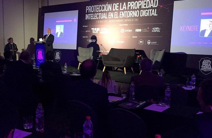 Chile avanza en su lucha contra la piratería