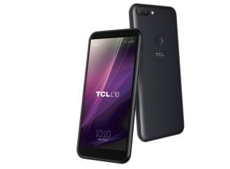 TCL presentó en Argentina el nuevo smartphone L10