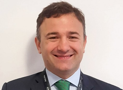 Tobias Garzón dirigirá la unidad de negocios CIP de Ricoh Argentina