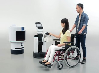 Toyota desarrolló robots para los JJ. OO. y Paralímpicos de Tokio 2020