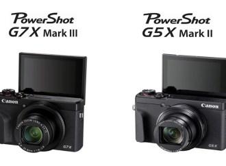 Canon presentó las cámaras GX5 y GX7 en México