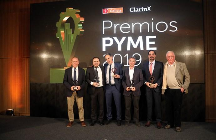 Banco Galicia y Clarín anunciaron los ganadores de Premios PYME