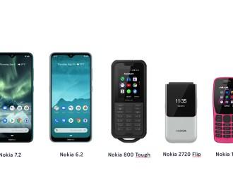 Los nuevos Nokia presentan experiencias que redefinirán sus segmentos de smartphones y feature phones