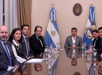 Fundación Telefónica Movistar firmó un convenio con la provincia de San Juan