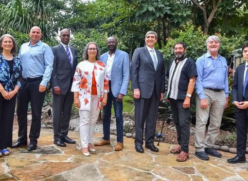 ISOC presentó un nueva generación de miembrosdel Salón de la Fama de Internet
