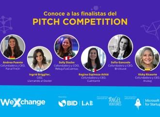 """WeXchange presentó a las finalistas de """"Mujeres STEMpreneurs: creando negocios globales"""""""