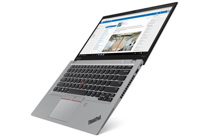 Lenovo presentó la ThinkPad T490s, un equipo potente y portable