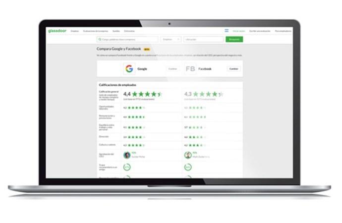 Glassdoor presentó funciones para mejorar la experiencia de búsqueda laboral