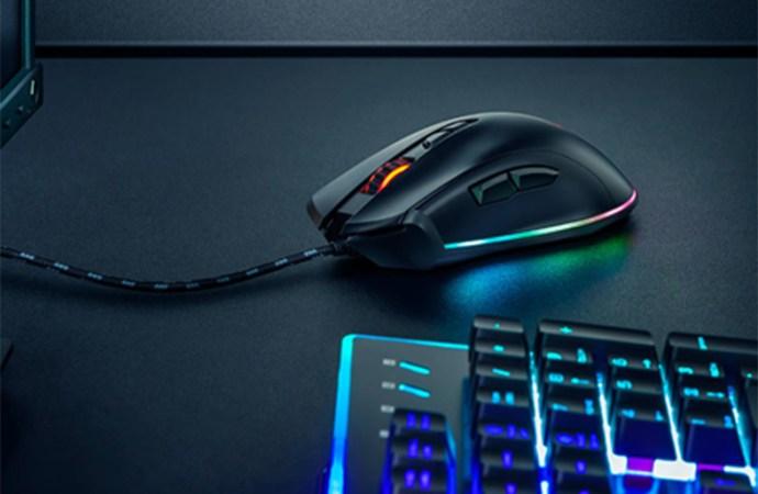 Llegó a América Latina el mouse Trust Gaming GXT 900 Qudos