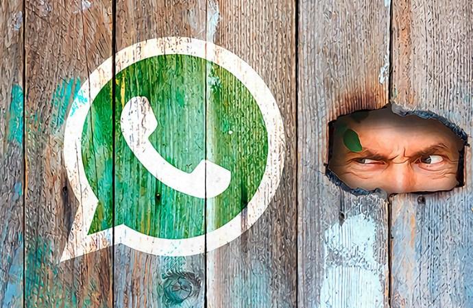 Engaño que roba cuentas de Whatsapp