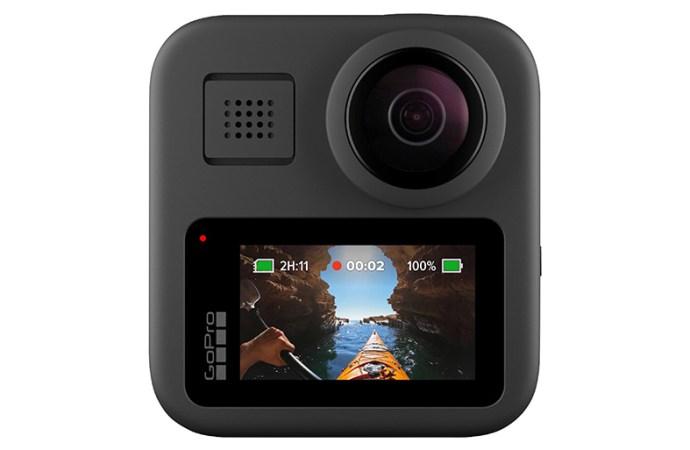 La GoPro MAX actualizó su firmware y estas son las características