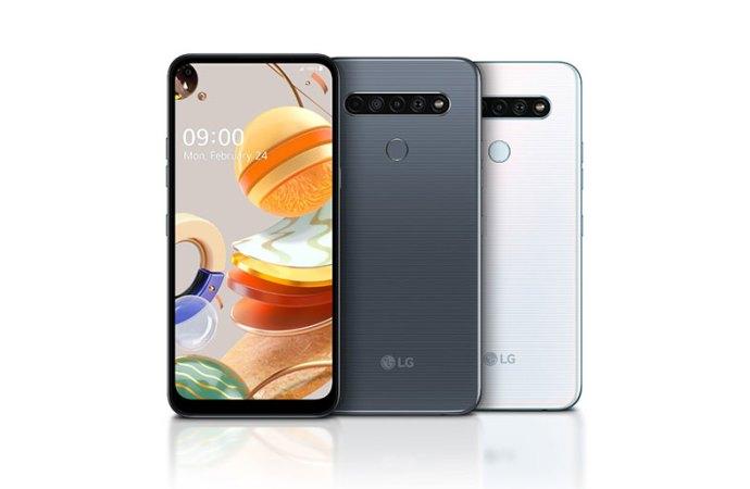 LG actualizó su línea K de gama media