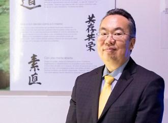 Panasonic designó a Ken Tsutsumi como director General