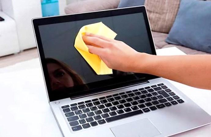 Cómo mantener las notebooks limpias y saludables