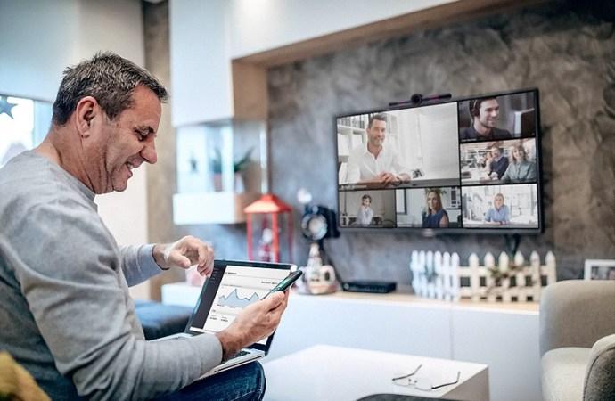 El trabajo remoto acelera la transformación digital de las empresas latinoamericanas