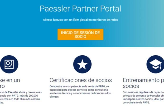 Paessler busca expandir su ecosistema de canales en 20% en México