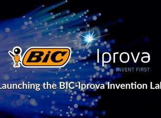 BIC e Iprova lanzaron su primer laboratorio de inventos