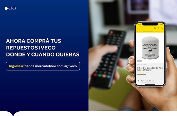 IVECO lanza su E-Commerce en Argentina