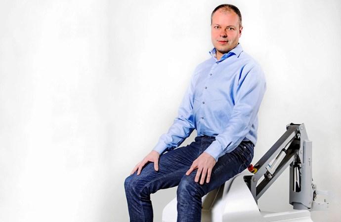 Mobile Industrial Robots nombró a Søren Nielsen como presidente