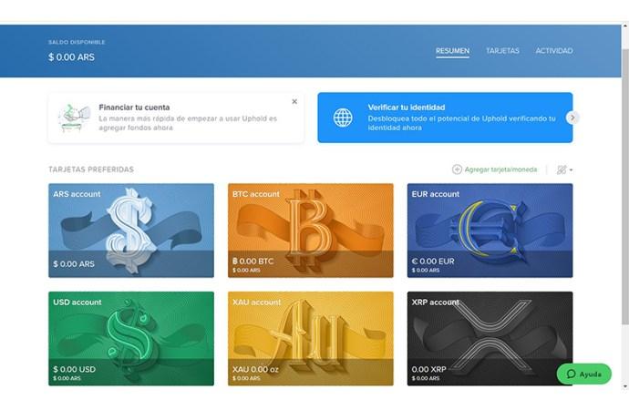Uphold lanzó un nuevo servicio para poder realizar transacciones recurrentes y programadas