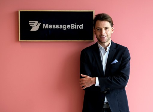MessageBird alcanza una valoración de 3 mil millones de dólares