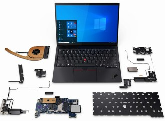 Lenovo presentó la ThinkPad X1 Nano