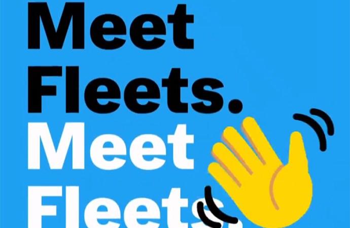 Twitter presentó Fleets, una forma de unirte a la conversación