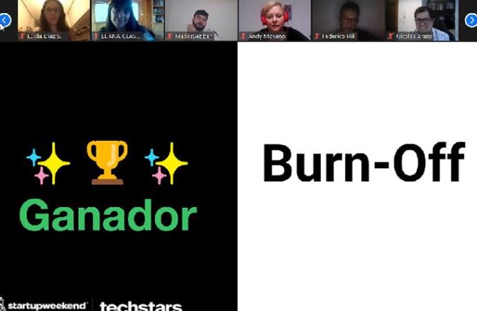 La app Burn-OFF gana la Startup Weekend Argentina