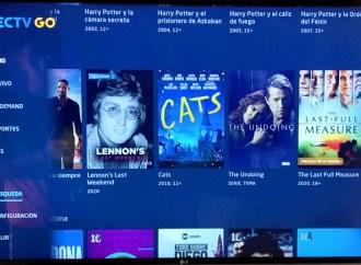 DIRECTV GO disponible para descargar en dispositivos LG