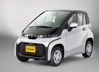 """Toyota lanzó en Japón el """"C+pod"""""""
