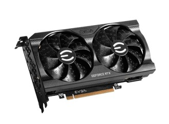 EVGA presentó sus GeForce RTX 3060 12GB XC y XC Black