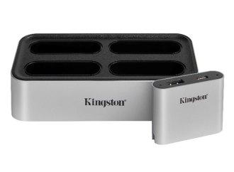 Kingston presentó la serie de productos Workflow
