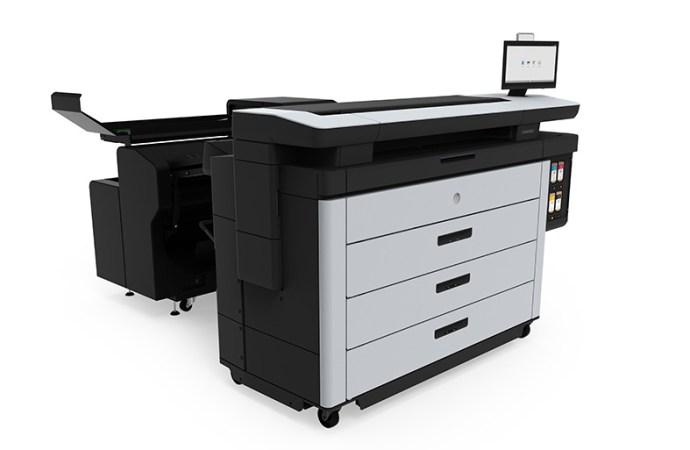 HP presentó su nueva cartera de impresoras de gran formato